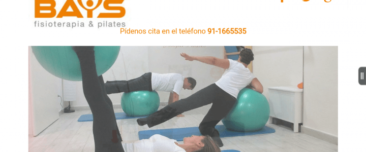 BAYS fisioterapia